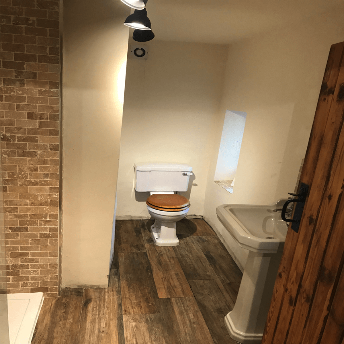 A new bathroom in Hambledon RG9, Buckinghamshire