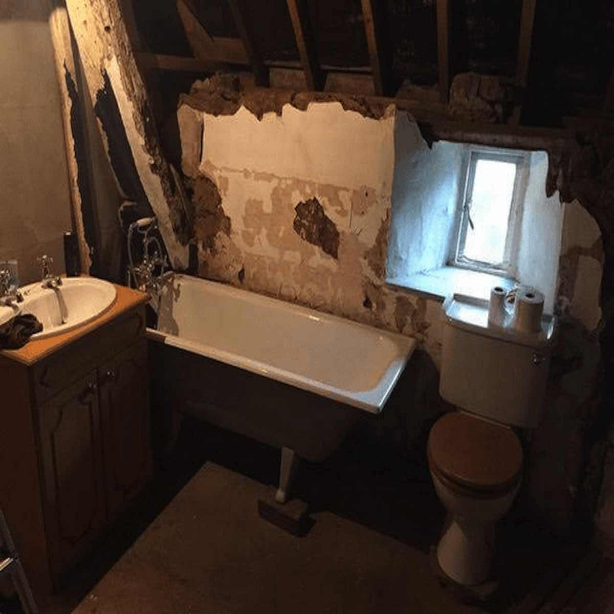 Bathroom redesign and remodeling project in Wardington OX17-Oxfordshire