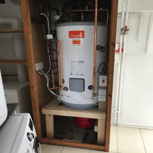 Conversion to unvented cylinder in Henley on Thames RG9 Oxfordshire