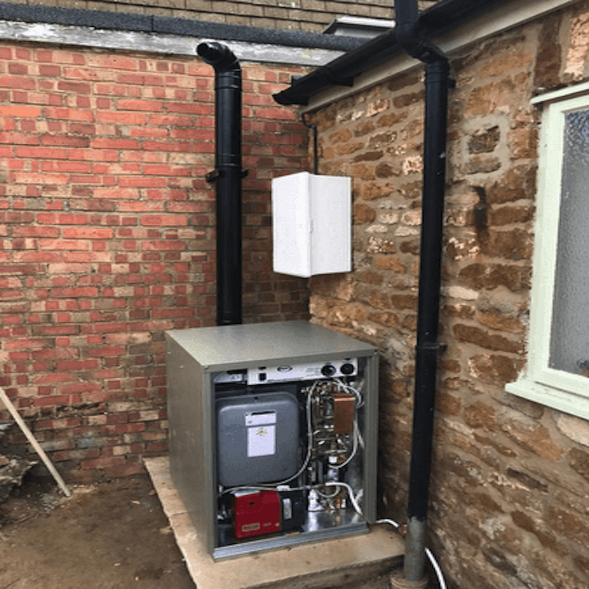 Installation new oil boiler Swerford OX7-Oxfordhsire